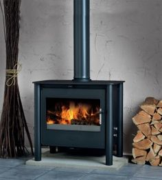 Esse 200 XK Contemporary DEFRA Approved Multifuel Stove