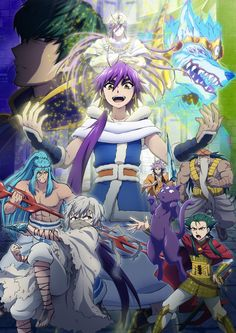 Magi: Sinbad no Bouken (TV) cap 11