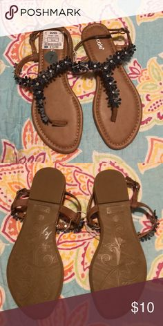 Sandals NWT sandals from Ross size 7 Nicole Shoes Sandals