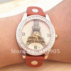 Watches are status and style for generations so get the Diamond Eiffel Tower Watch with in custmoer budgets.Our website are  provides gorgeous watches Kids,Man's and Women's.for more details please visit:-onlyimported.com