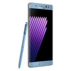 At Unpacked 2016, Samsung revealed its latest smartphone, the Galaxy Note 7. Here's all the specs.