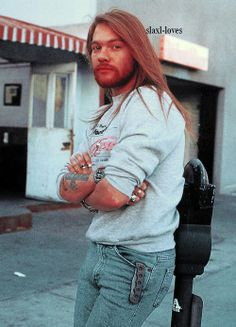 w axl rose young | Tumblr