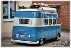 VW Volkswagen Camper campervan kombi high top
