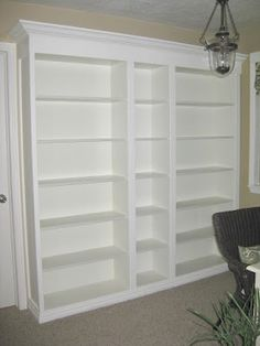 TDA decorating and design: Finally, I've Got Built-Ins! Wanna do this so bad for my basement!!!!