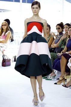 Delpozo ready-to-wear spring/summer '16: