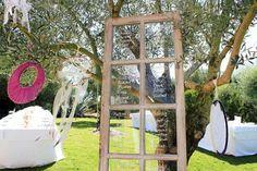 Traumfänger sind für Hochzeit im Freien einfach perfekt! wie ihr sie leicht selbst machen könnt erfahrt ihr auf Hochzeitsportal24...