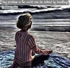 The Power of Breathing: 4 Pranayama Techniques Worth Practicing #yoga #health #beginneryoga #StephYogini #YogaWisdomOfTheDay #TalesOfTheTravelingYogini