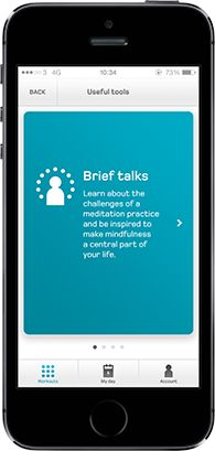 Mindfulness Meditation™ - App for iPhone, Android, Mac, and PC