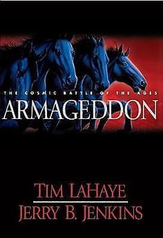 Armageddon: The Cosmic Battle of the Ages - Jerry Jenkins & Tim LaHaye HARDCOVER
