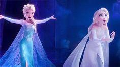 Frozen Sisters, Queen Elsa, Snow Queen, Disney And Dreamworks, Pixar, Disney Characters, Fictional Characters, Disney Princess, Cute