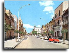 Ribera, Sicily. My great grandfather was from here. Really want to visit this town in the near future.