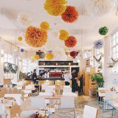 """""""Lido cafe at Brixton"""""""