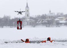 drones rescue drone europe DJI