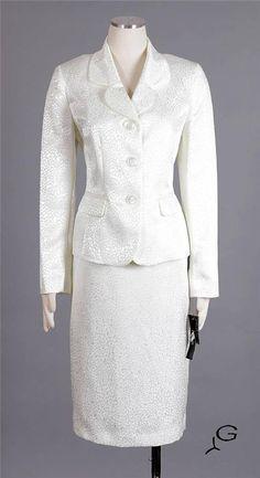 LE SUIT Tutu Pink Multi Sz 8 Women/'s Skirt Suit $200 New