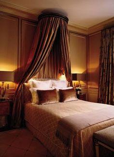 Traditional Bedroom by Jean-Louis Deniot in Paris, France