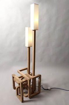 Wooden Lamp Designs Wooden Lamp Design Ideas Best Home Design Ideas Unique Furniture, Wood Furniture, Furniture Design, Furniture Ideas, Outdoor Furniture, Home Design, Coffee Table Makeover, Wooden Lamp, Furniture Collection