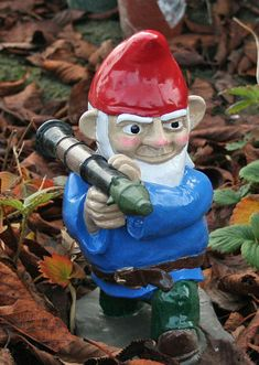 The lawn is basically the last line of defense from all intruders; since the city still hasn't approved the permit for the moat and crocodile combo, you'll need the second best type of protection. Combat lawn gnomes are the ultimate source of home security. With centuries of training under their belt holding down the green…