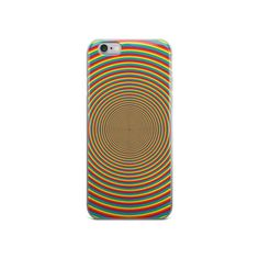 Rainbow Portal Graphic iPhone Case