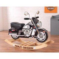 Harley Davidson Police Rocker.