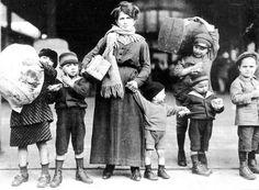 new Americans - Ellis Island
