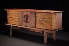 Furniture Designer/Builder Jory Brigham's Unusual Path to Success - Handmade Wood Furniture, Fine Furniture, Custom Furniture, Furniture Design, Woodworking Furniture, Woodworking Projects, Coffee Table With Storage, Designer, Hard Work