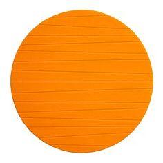 PANNÅ Set de table, orange - IKEA