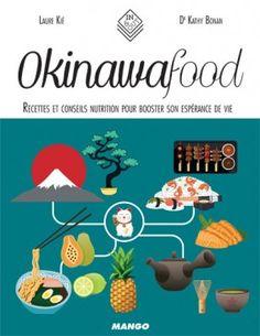 Couverture du livre Okinawa Food aux éditions Mango