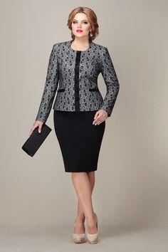 Mira Fashion модель: 1537-2 - - | Белорусский трикотаж оптом