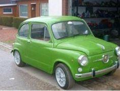 Fiat 600 - Verde Mela