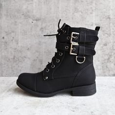 Women's Ankle Booties Lace-up Low Heel Boots - Ankle & Bootie Low Heel Boots, Black Heel Boots, Lace Up Ankle Boots, Low Heels, Ankle Booties, Heeled Boots, Bootie Boots, Buckle Boots, High Boots