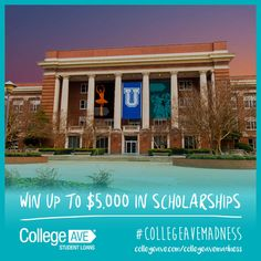 I nominated my school for a chance to win up to $5,000 in scholarships! #COLLEGEAVEMADNESS Enter to win at www.collegeavestudentloans.com/collegeavemadness. #CollegeAveMadness