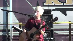 Rodney Atkins - Watching You by Carson Lueders, age 9 at Kelly Hughes Ba...