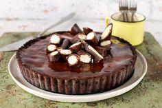 Túró roppanós csokival bevonva - na, mi az? Something Sweet, Diy Food, Cake Cookies, Nutella, Food To Make, Quiche, Panna Cotta, Cheesecake, Deserts