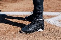 MJ's Love for Baseball Is Honored With the Air Jordan 9 Pinnacle