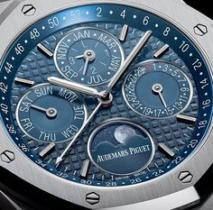 616f664bee75 Audemars Piguet Royal Oak Quantième Perpetual Dream Watches