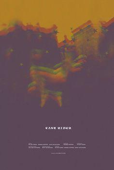 Easy Rider alternative movie poster