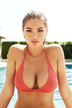 Kate Upton and her mountains of majesty