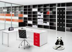 """laboratoire équipé de bureaux sur-mesure """"ilao"""" (buroform) et de, Möbel"""