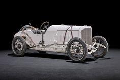 1914 Mercedes Grand Prix race car