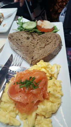 Een goed ontbijt met liefde #BlushingRotterdam #Januari #2018