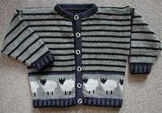 Stúlka í þunnri bómull, bls. Baby Boy Sweater, Knit Baby Sweaters, Knitted Baby Clothes, Baby Cardigan, Knitting For Kids, Baby Knitting Patterns, Baby Patterns, Baby Outfits, Kids Outfits