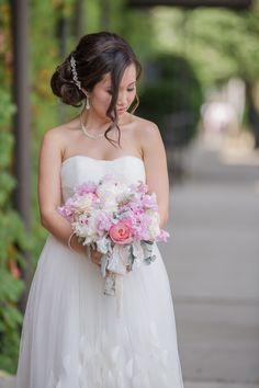 Pink wedding ideas | Photography: 1313 Photography - 1313blog.com