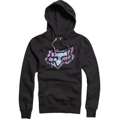 Fox Racing Women's Whisper Pullover Hoodie  cute