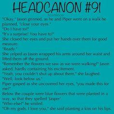 Jasper headcanon -