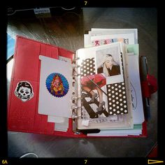 Filofax Inspiration Journal