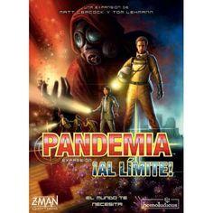 PANDEMIA AL LIMITE La primera expansión del aclamado juego Pandemia. Pandemia ¡al límite!¿Salvar a la humanidad se ha vuelto demasiado sencillo? Con esta ex