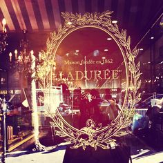 Ladurée   Photo by Victoria Schuler