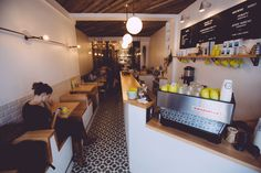 Hollybelly, Paris / Nico Alary et Sarah Mouchot - Le Fooding Guide