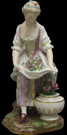 meissen porcelain figurines - Google Search