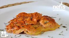 Videolu anlatım Fırında Kremalı Salçalı Tavuk Yemeği Tarifi nasıl yapılır? 10.045 kişinin defterindeki bu tarifin videolu anlatımı ve deneyenlerin fotoğrafları burada. Yazar: Elif Atalar